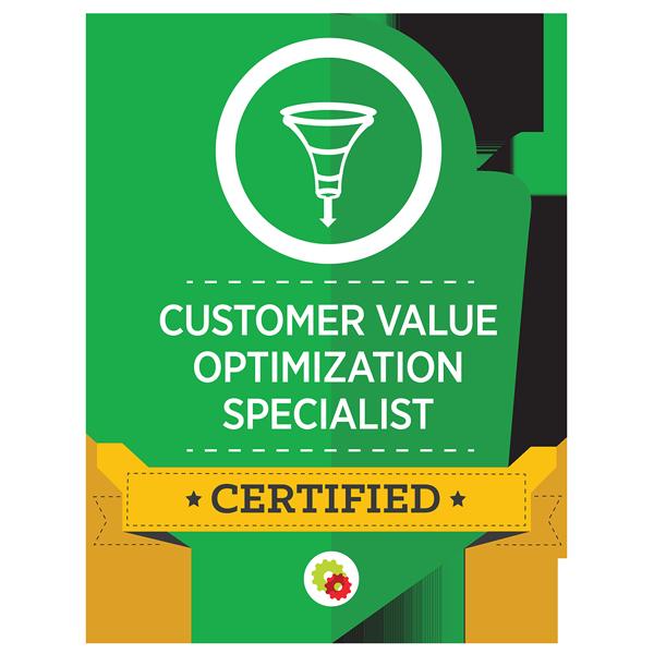 Customer Value Optimization Specialist Digital Marketer
