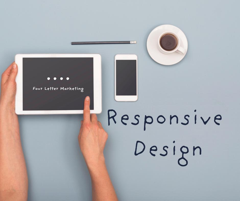 responsive design für handy
