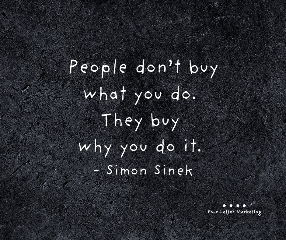 not what but why simon sinek